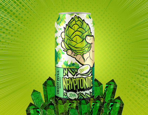 Kryptonite Double IPA
