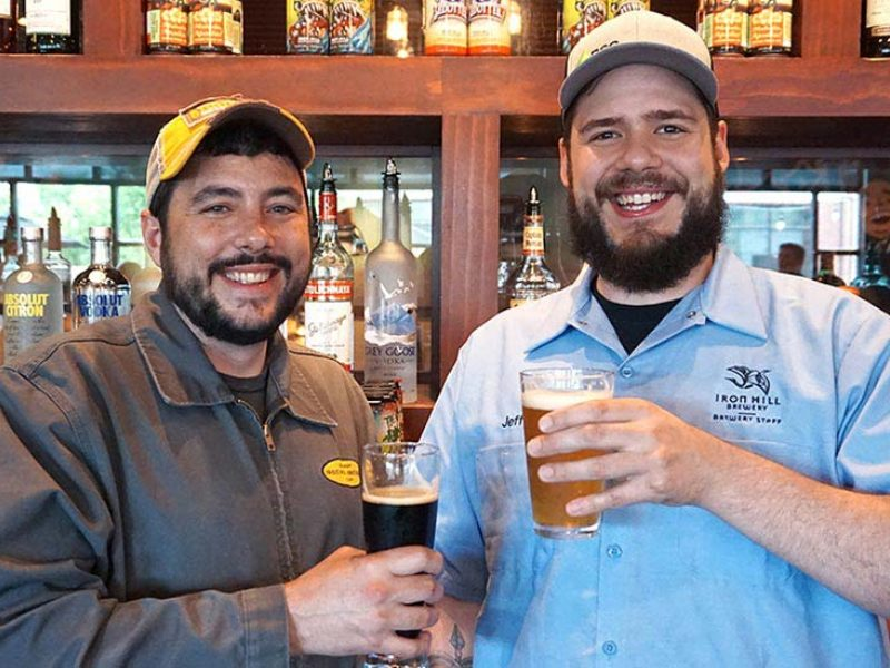 Meet the Team: Iron Hill's The Brothers Gundrum