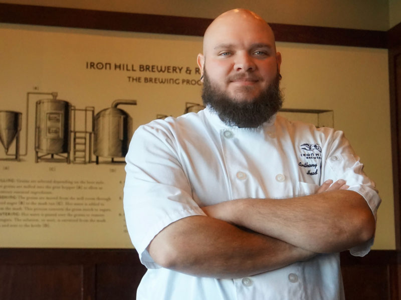 Meet Chef Anthony Beaner