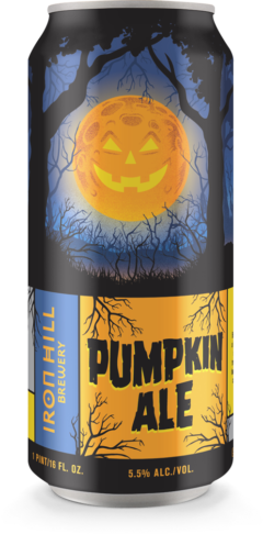 Pumpkin Ale Can